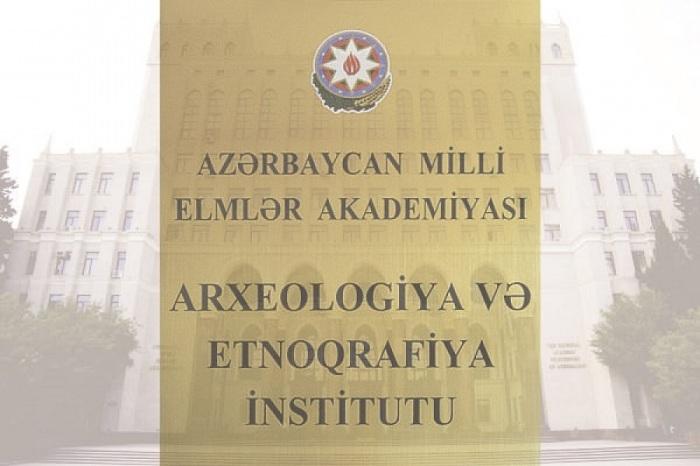 Arxeologiya və Etnoqrafiya İnstitutunun adında dəyişiklik edilib