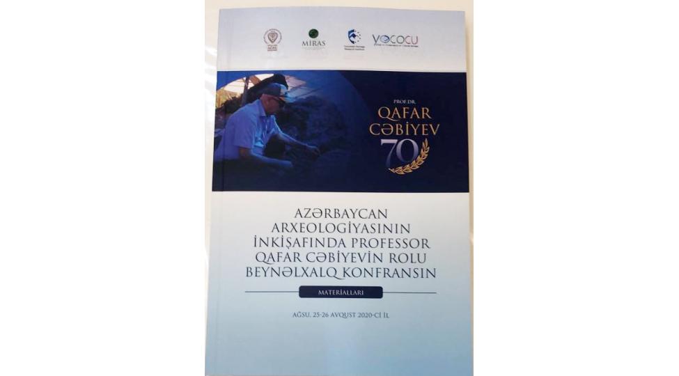 Azərbaycan arxeologiyasının inkişafında professor Qafar Cəbiyevin rolu