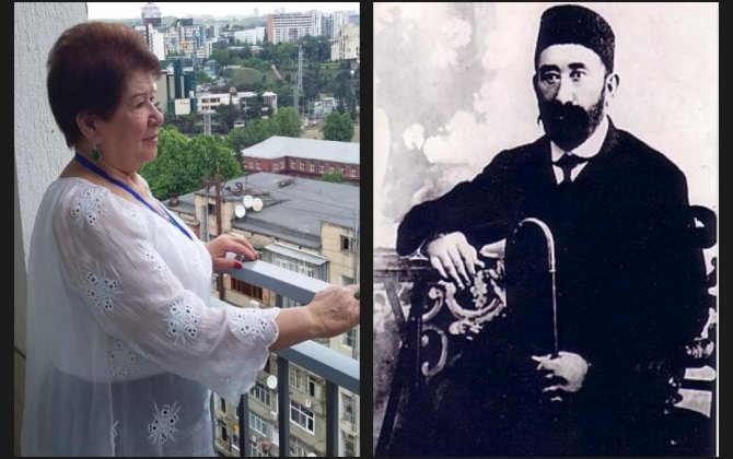 Yazıçı-publisist Dilarə Ağamusa Nağıyevanın yeni kitabı çap olunub