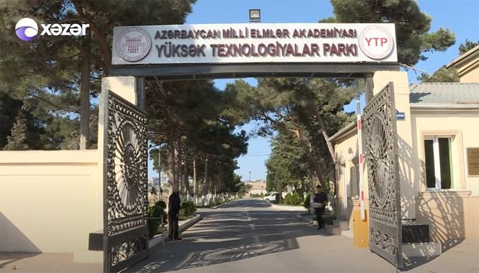 """""""Xəzər"""" TV YT Parkda istehsal olunan məhsullar haqqında süjet yayımlayıb"""
