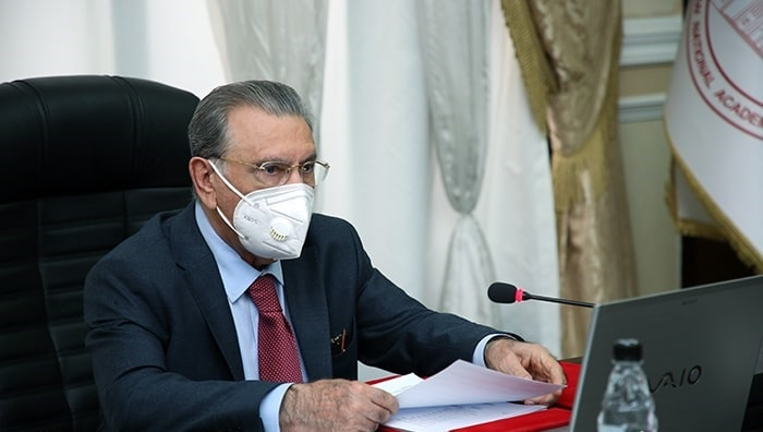 AMEA-nın prezidenti, akademik Ramiz Mehdiyevin Qurban bayramı münasibətilə Akademiya əməkdaşlarına təbriki