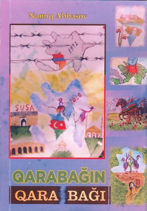 """Kulturoloq alimin """"Qarabağın qara bağı"""" adlı kitabı çapdan çıxıb"""