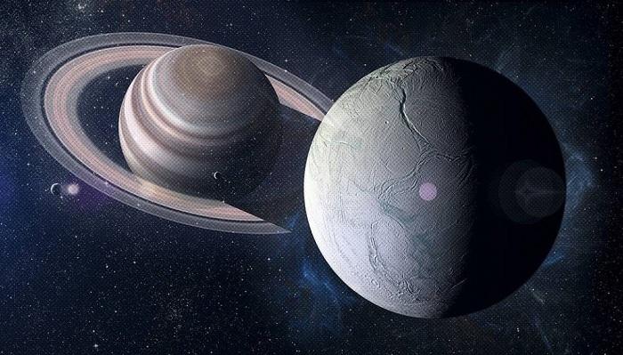 """""""Hubble"""" teleskopu Qanimedin atmosferində su izi aşkar edib"""