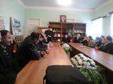 AMEA Şəki Regional Elmi Mərkəzində 31 mart Azərbaycanlıların soyqırımı günü ilə bağlı anım mərasimi keçirilib