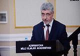 AMEA Humanitar və İctimai Elmlər Bölməsinin 2014-cü ildəki fəaliyyəti təqdim olunub
