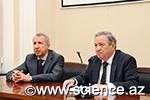 İspaniyalı professor AMEA Kataliz və Qeyri-Üzvi Kimya İnstitutunda məruzə ilə çıxış etdi