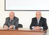 Fizika İnstitutunda təhsilin magistratura pilləsinin açılması ilə əlaqədar mətbuat konfransı keçirilib