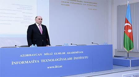 AMEA-nın elmi müəssisə və təşkilatlarının veb-saytlarının yaradılması və idarə edilməsinə dair treninq keçirildi