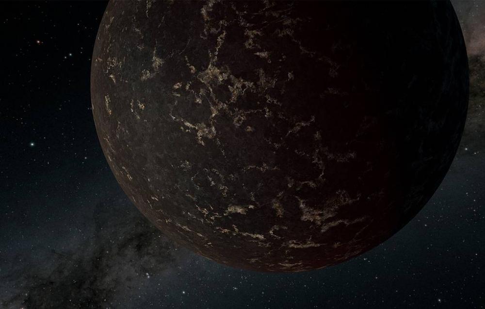 NASA Yer kürəsi ölçüsündə və atmosferi olmayan yeni planet kəşf edib