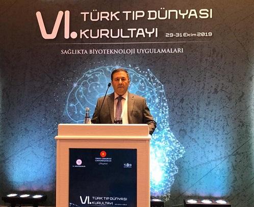 Azərbaycanlı alim beynəlxalq qurultayda elmi nəticələrini təqdim edib