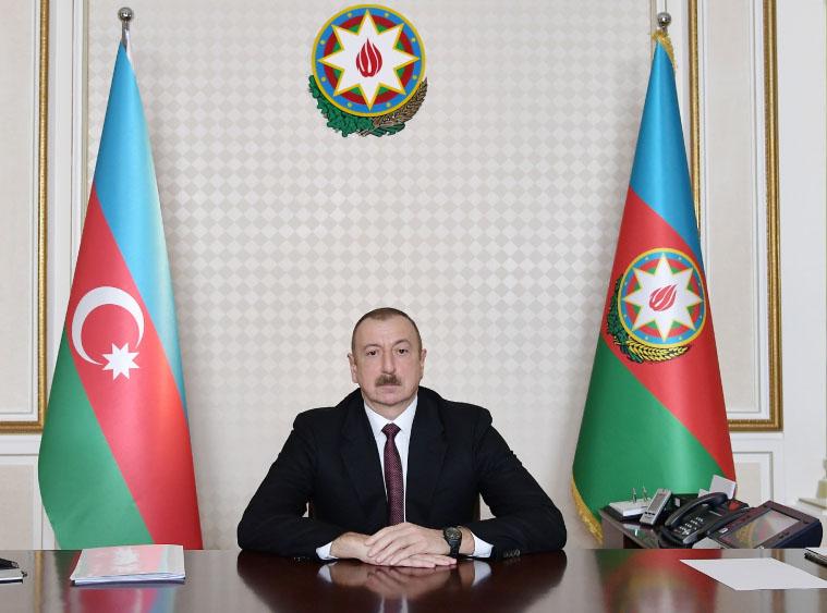 "Order of the President of the Republic of Azerbaijan on awarding Sh.M. Muradov ""Honorary Diploma of the President of the Republic of Azerbaijan"""