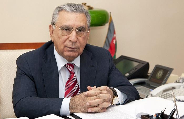 Livanlı məzunlar birliyinin katibi AMEA prezidenti, akademik Ramiz Mehdiyevə təbrik məktubu ünvanlayıb