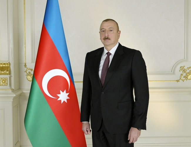 """Order of the President of the Republic of Azerbaijan on awarding employees of the National Museum of Azerbaijani Literature named after Nizami Ganjavi of the Azerbaijan National Academy of Sciences with the honorary title of """"Honored Cultural Worker"""""""