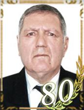 AMEA-nın müxbir üzvü Maqsud Qurbanovun 80 yaşı tamam olur