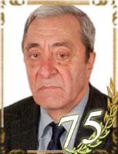 AMEA-nın müxbir üzvü Qalib Əfəndiyevin 75 yaşı tamam olur