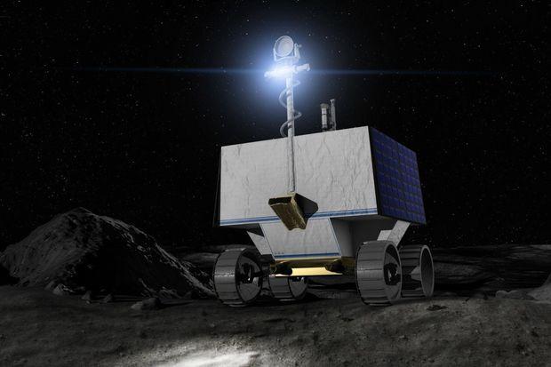 NASA Ayda su axtaracaq