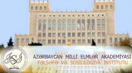 Azərbaycanlı filosoflar qazaxıstanlı həmkarları ilə birgə konfrans keçirəcəklər