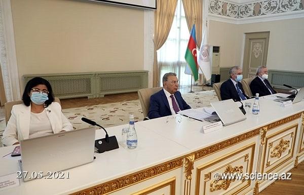 Состоялось Общее собрание Национальной академии наук Азербайджана