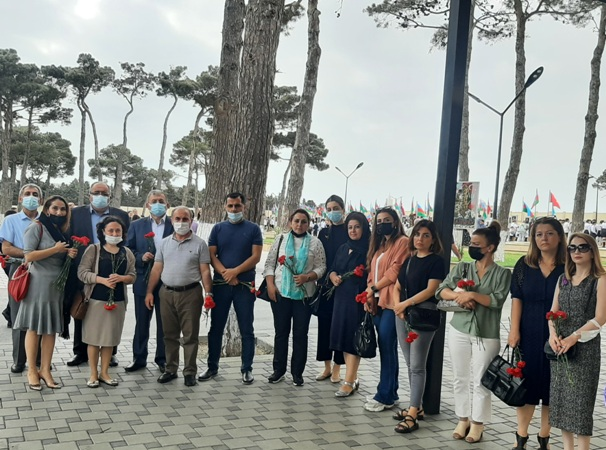 Biofizika İnstitutunda keçirilən tədbirdə Azərbaycan Ordusunun Vətən müharibəsindəki şücaətindən danışılıb