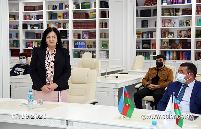 MEK-də Heydər Əliyev və Azərbaycan təhsili mövzusunda lektoriya keçirilib