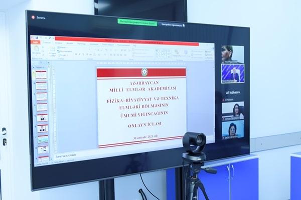 На общем собрании ОФМТН были обсуждены актуальные научно-практические проблемы и пути решения энергетической безопасности