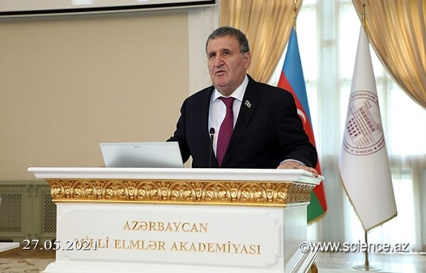 Azərbaycan Milli Elmlər Akademiyasının Ümumi yığıncağı keçirilib