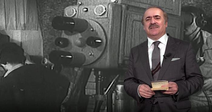 """""""Vətənim"""" verilişində tanınmış şair Ənvər Əlibəylinin yaradıcılığına nəzər salınıb"""
