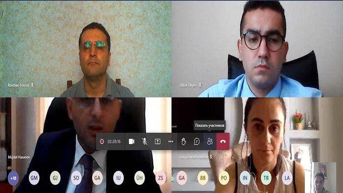 """Ali təhsil müəssisələri üçün """"Horizon Avropa"""" proqramı üzrə Məlumat günü keçirilib"""