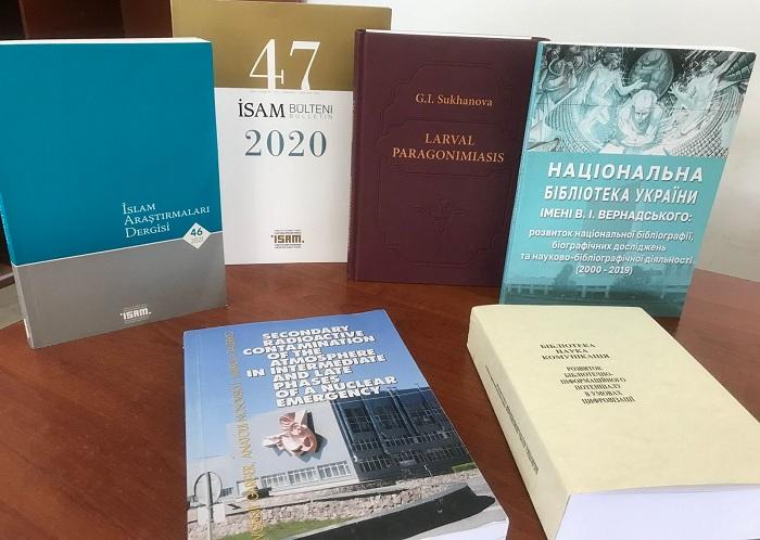MEK-in fondlarına yeni nəşrlər daxil olub
