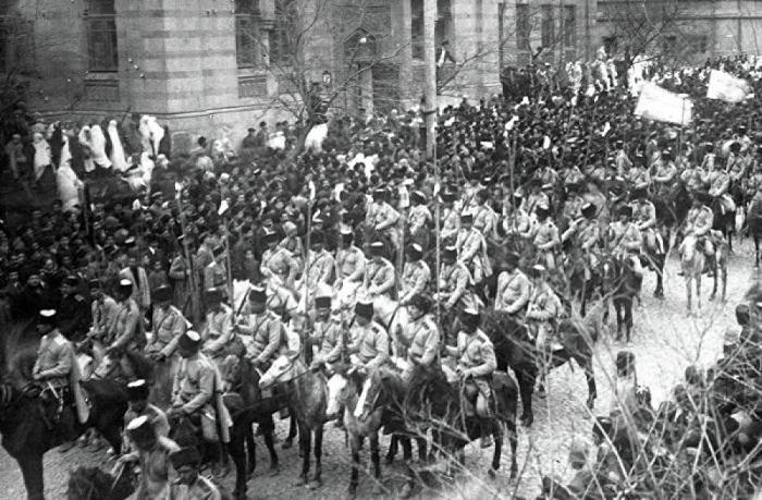 1918-ci ildə Bakının azad olunması Azərbaycan-Türkiyə qardaşlığının şanlı səhifəsidir