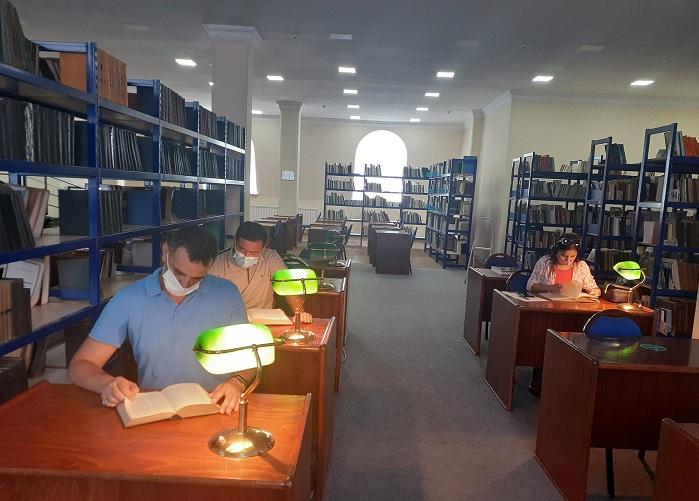"""Tarix Muzeyinin əməkdaşları """"Horizon 2020"""" elmi layihəsində iştirak ediblər"""