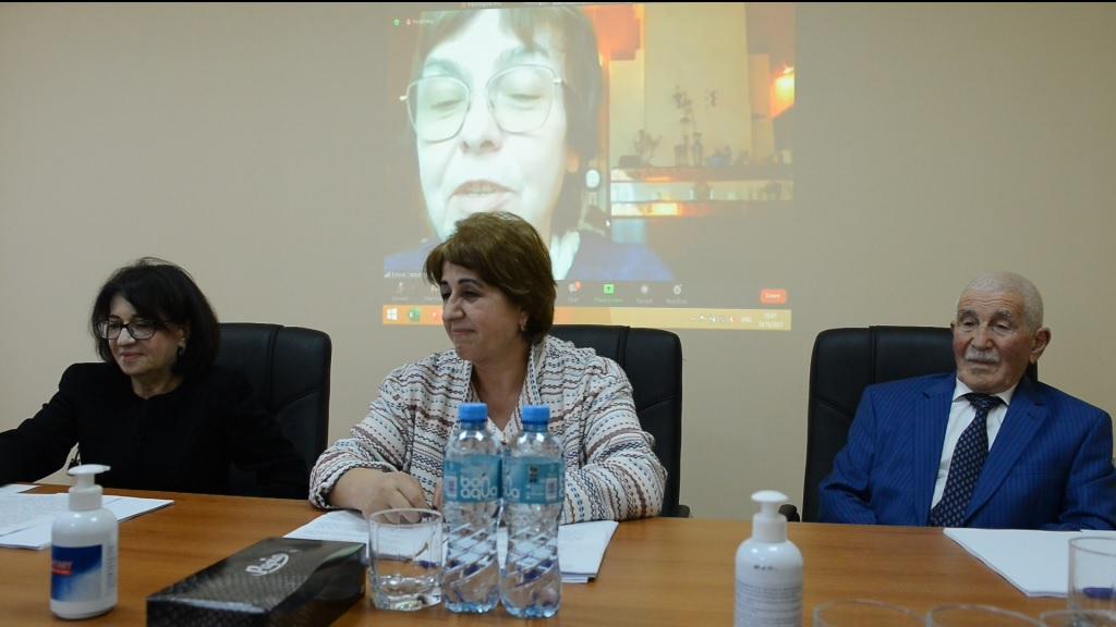 AMEA-nın müxbir üzvü Rafiq Qasımovun 90 illik yubileyi qeyd olunub