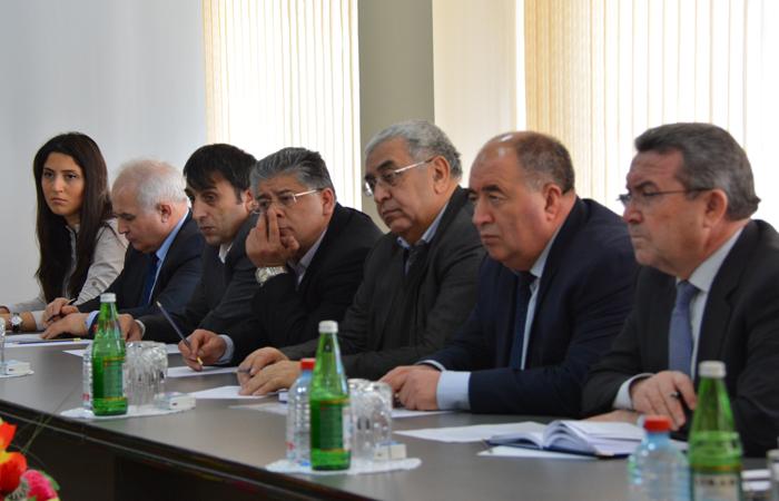 AMEA Riyaziyyat və Mexanika İnstitutu və Milli Aerokosmik Agentliyi arasında əməkdaşlıq protokolu imzalanıb