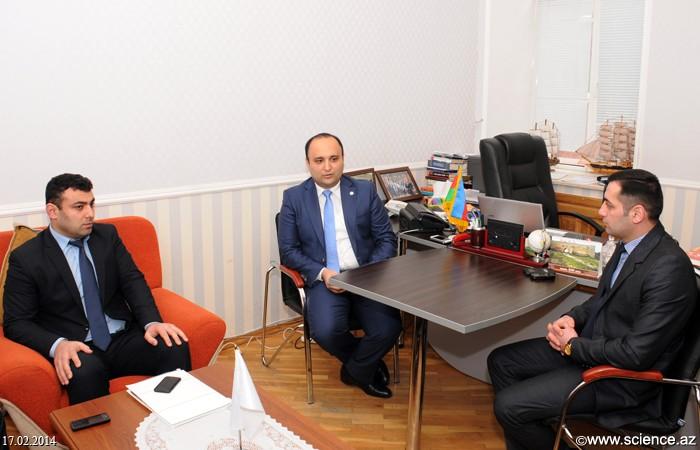 ATGTİ ilə AMEA Gənc Alim və Mütəxəssislər Şurası arasında əməkdaşlığa dair Razılaşma Memorandumu imzalandı