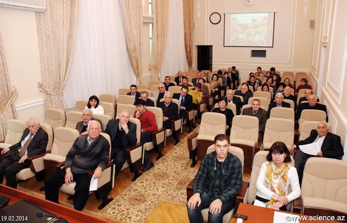 Yer elmləri sahəsində ümumrespublika elmi seminarı keçirildi