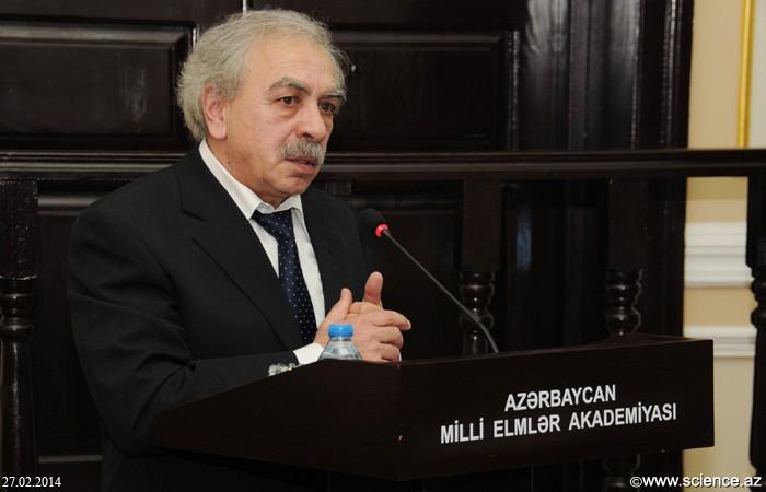 """AMEA Fizika İnstitutunun direktoru: """"Kristalloqrafiya sahəsində tədqiqatlar genişləndirilməlidir"""""""