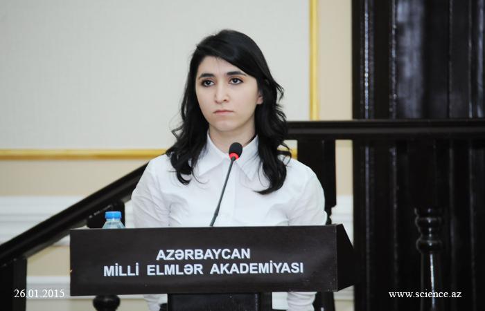 AMEA Yer, Aqrar, Biologiya və Tibb Elmləri, Naxçıvan və Gəncə Bölmələri üzrə doktorantların dissertasiya mövzuları təsdiq edildi