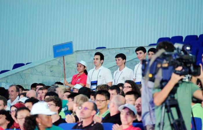 Azərbaycan komandası XXVII Beynəlxalq İnformatika Olimpiadasına qatılıb