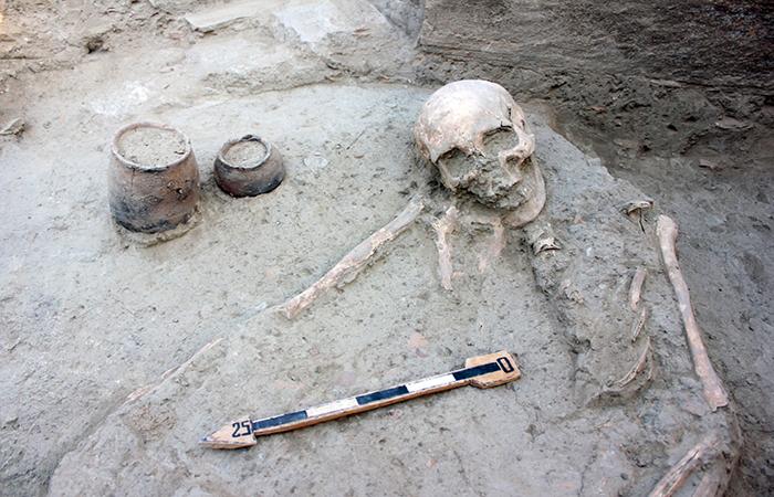 Naxçıvan Muxtar Respublikasında arxeoloji tədqiqatlar davam etdirilir