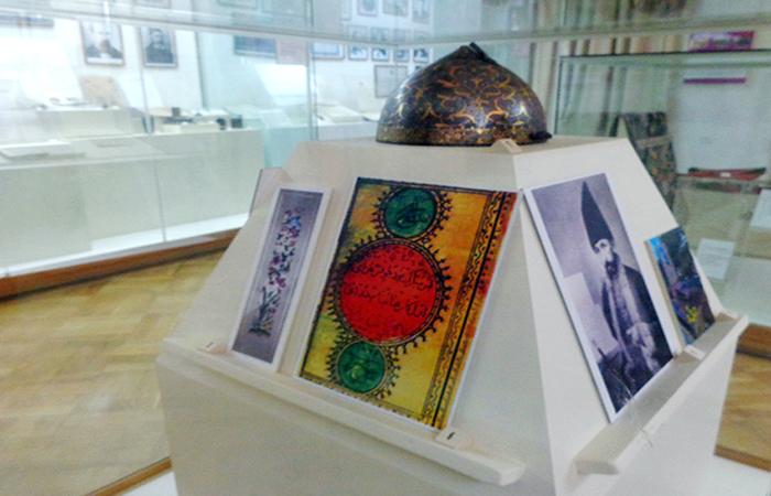 Milli Azərbaycan Tarixi Muzeyində Mir Möhsün Nəvvaba aid materiallar yerləşdirilib
