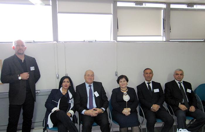 Azərbaycan arxeoloqları Fransada keçirilən beynəlxalq elmi konfransda iştirak ediblər