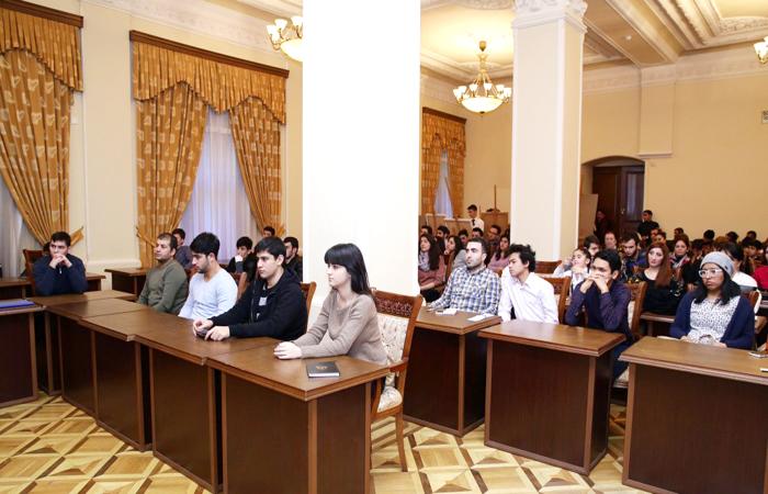 В НАНА годовщина трагедии 20 Января отмечается циклом мероприятий