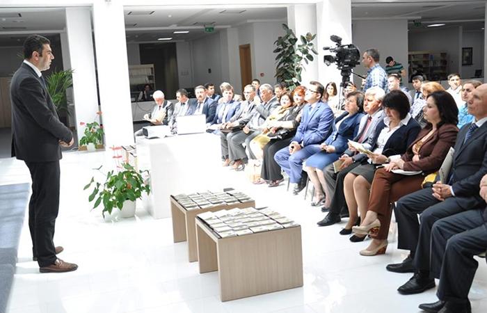 """""""Qarabağ əfsanələri""""nin təqdimatı olub"""