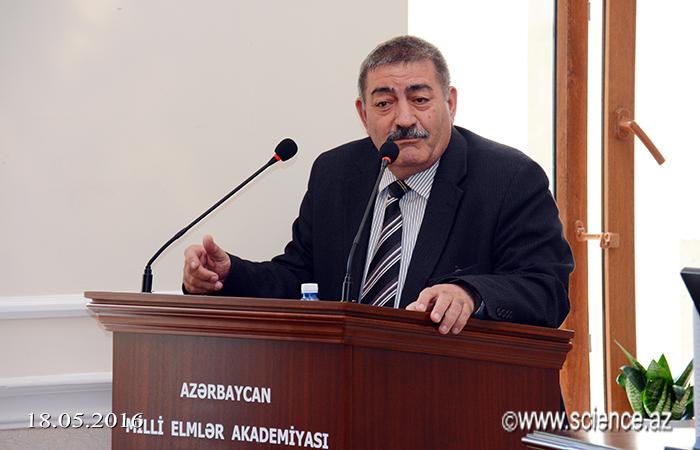 Akademik Tofiq Hacıyevin 80 illik yubileyi qeyd olundu