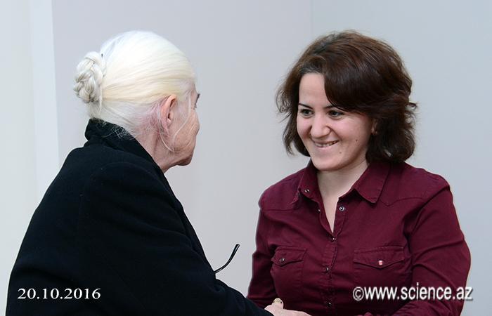 Azərbaycanın ilk qadın riyaziyyatçı professoru Tamilla Nəsirovanın 80 illik yubileyi qeyd olundu