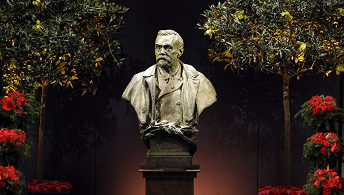 İsveçdə 2016-cı ilin Nobel mükafatı təqdim olunub