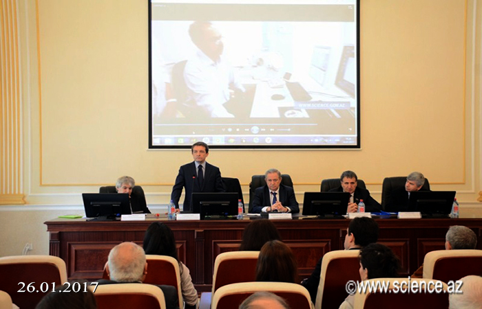 ANAS held a seminar with the participation of Italian scientists