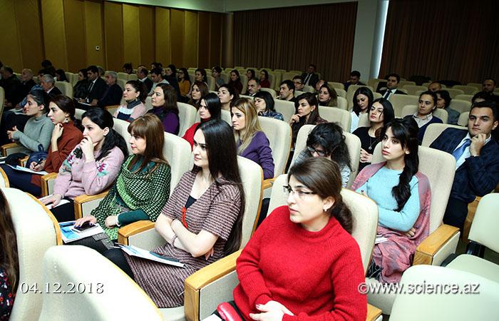 Состоялся семинар «Подготовка научной статьи к публикации в престижном журнале»