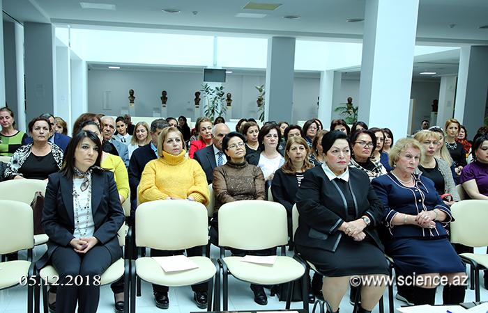 «Учения Гейдара Алиева» в НАНА