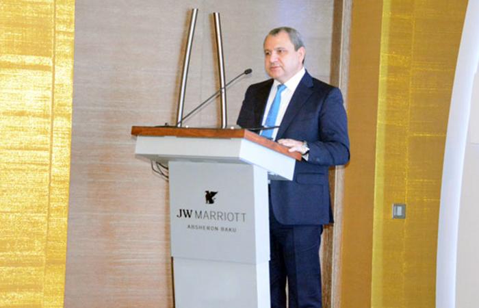 """""""Web of Science Azerbaijan-2018"""" mükafatları alimlərə təqdim edilib"""